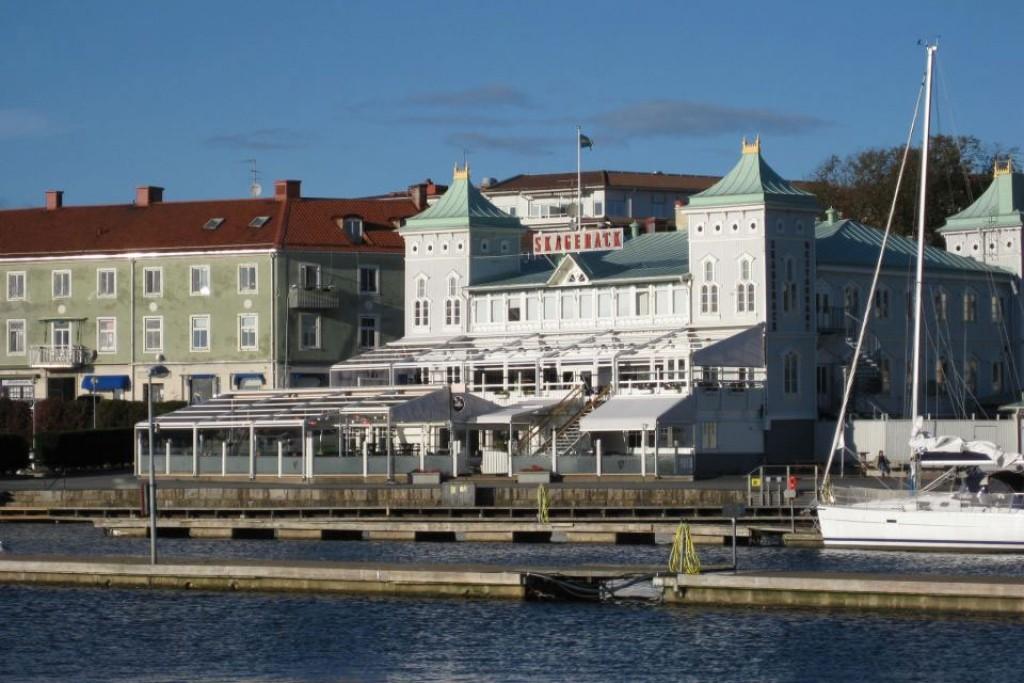 strand lidköping meny