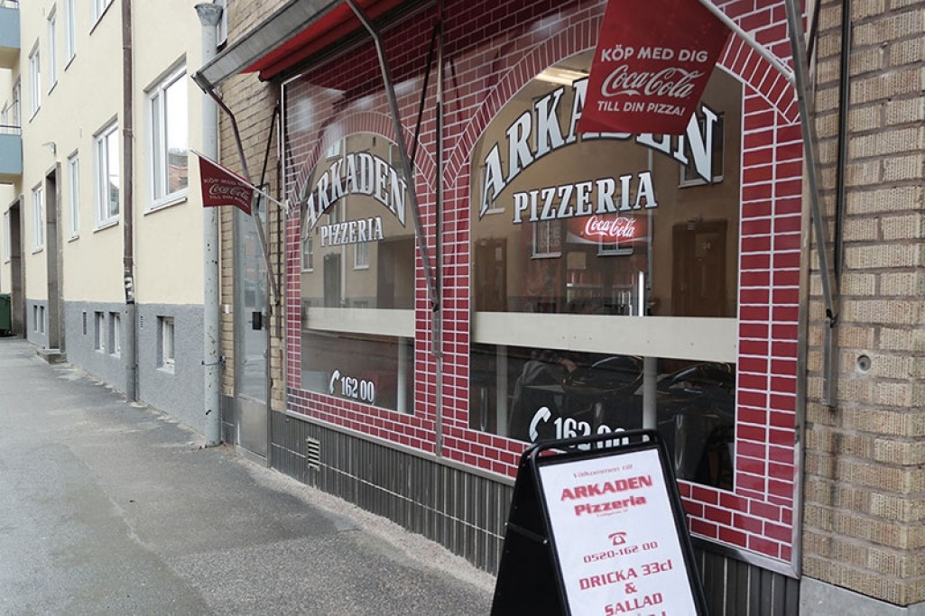 Arkaden Pizzeria