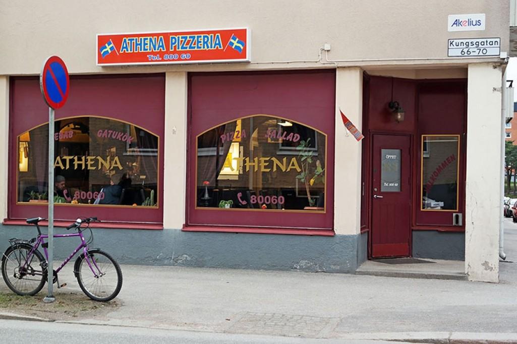 Athena Pizzeria & Grill