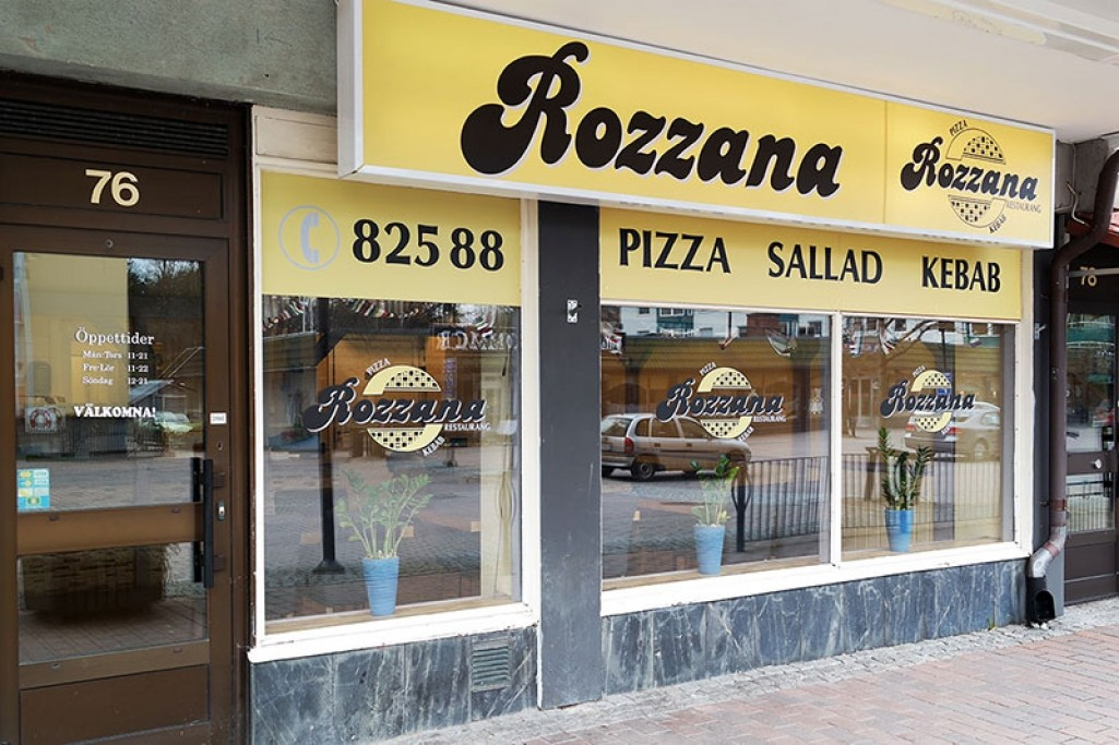 Pizzeria Rozzana