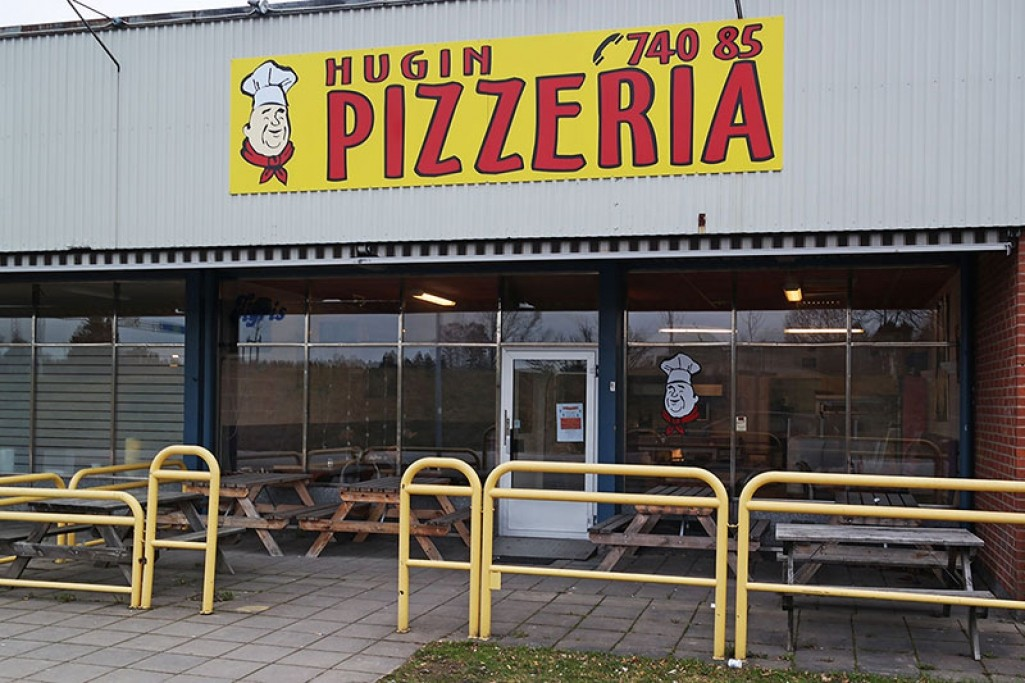 Hugin Pizzeria & Kolgrill