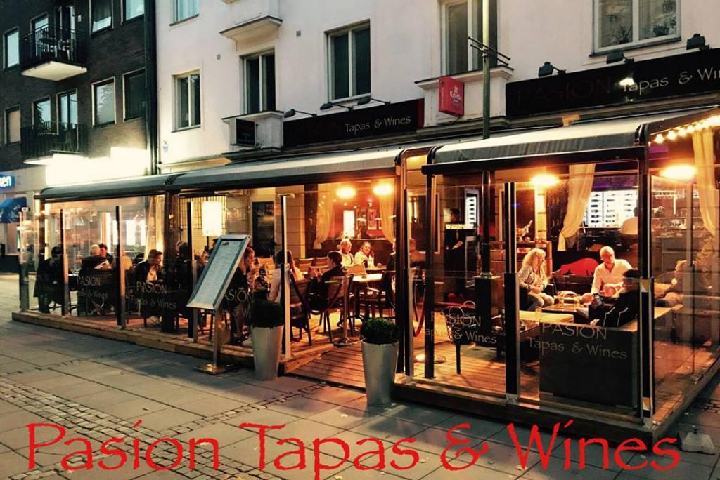 Pasión Tapas & Wines