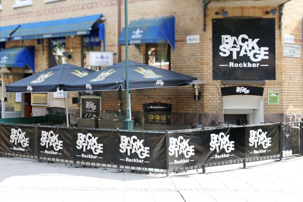 Backstage Rockbar
