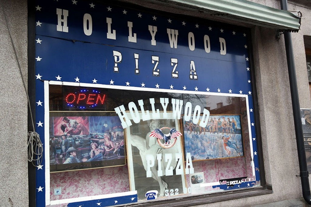 Hollywood Pizzeria