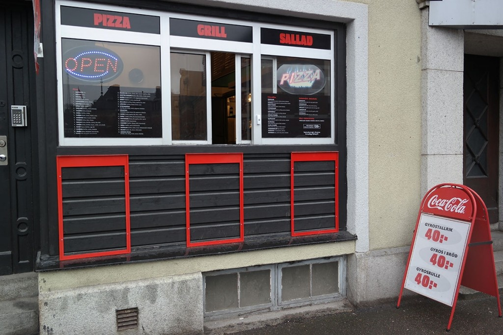 Amandas Pizzeria