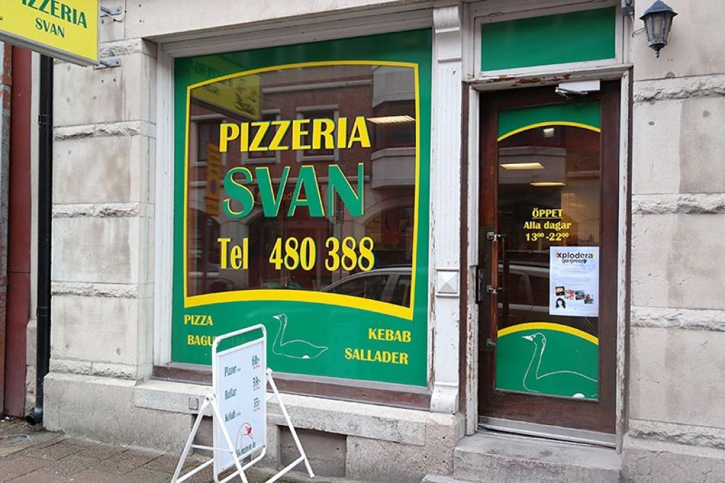 Pizzeria Svan