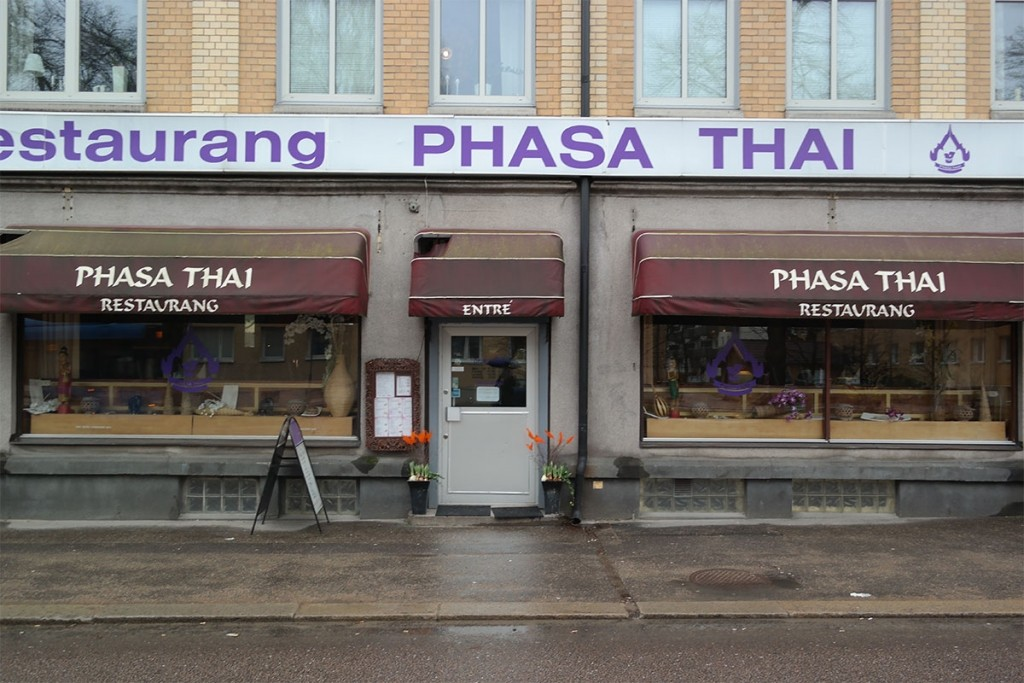 Restaurang Phasa Thai